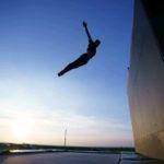 Trampoline Stunt Show