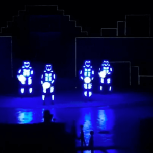 Urban Entertainers LED Light Show