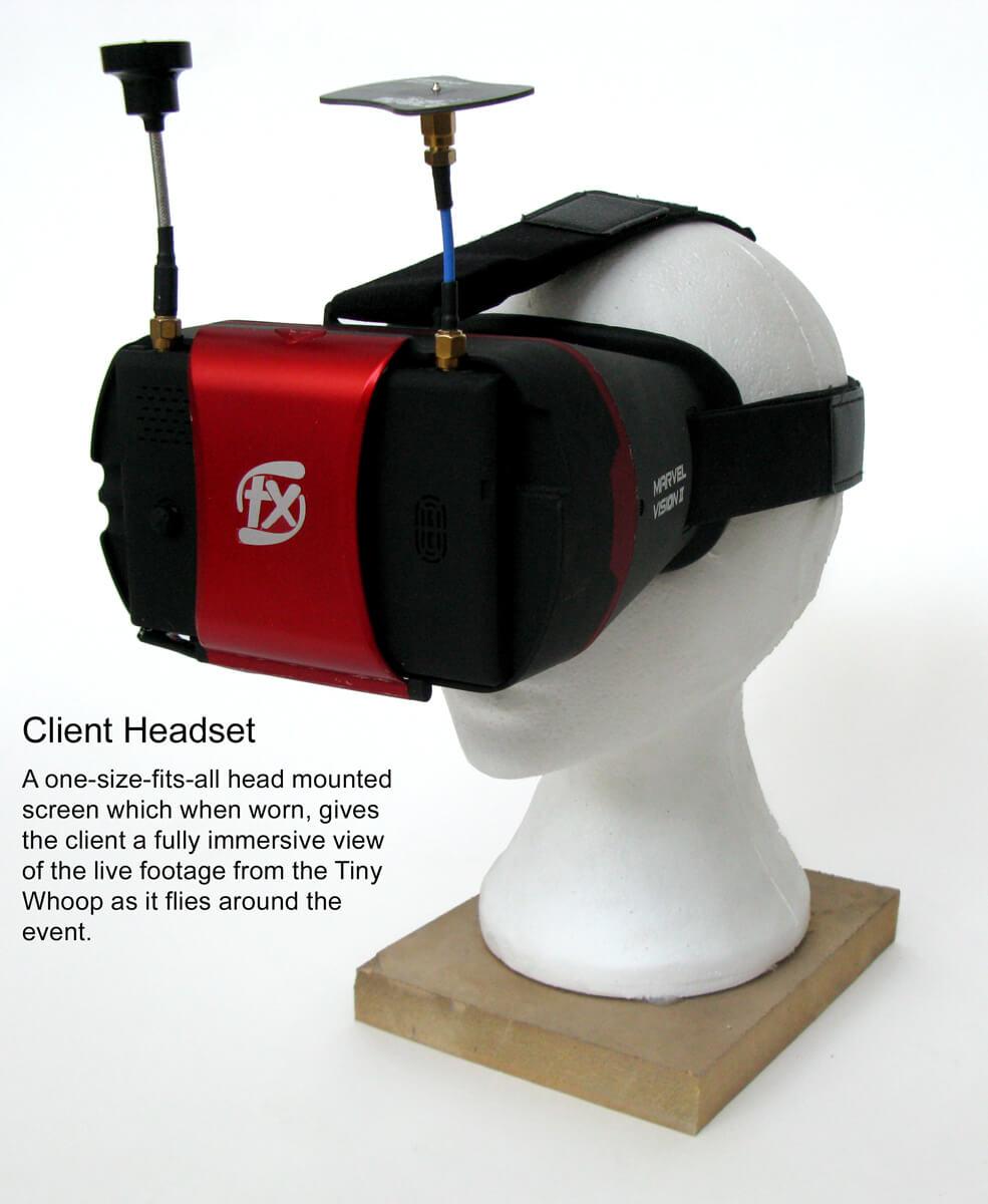 VR headstart