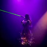 Violin Laser Music Show entertainment