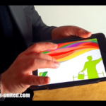 ipad or tablet magician entertainer