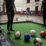 Hire Football Pool for Schools-London UK