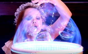 Bubble Female Entertainers