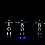 Entertainers - LED light Hoverboard