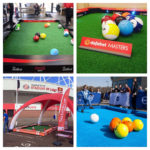 Hire a London football pool table