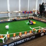 Hiring a football pool table for offices in London