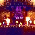 LED Drummer Stage Entertainer