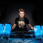 LED Drumming Expert Entertainer