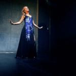 Light LED Dress Singer Entertainer