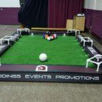 London football pool table
