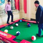 London football pool table hire