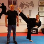 Martial Arts Influencer For Social Media Videos
