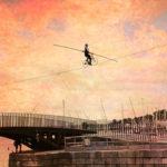 PR Stunt High Wire Walkers