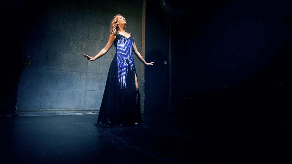 Stage Performer Singer - LED Dress