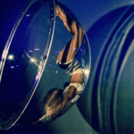 Acrobatic Entertainer with Perspex Ball