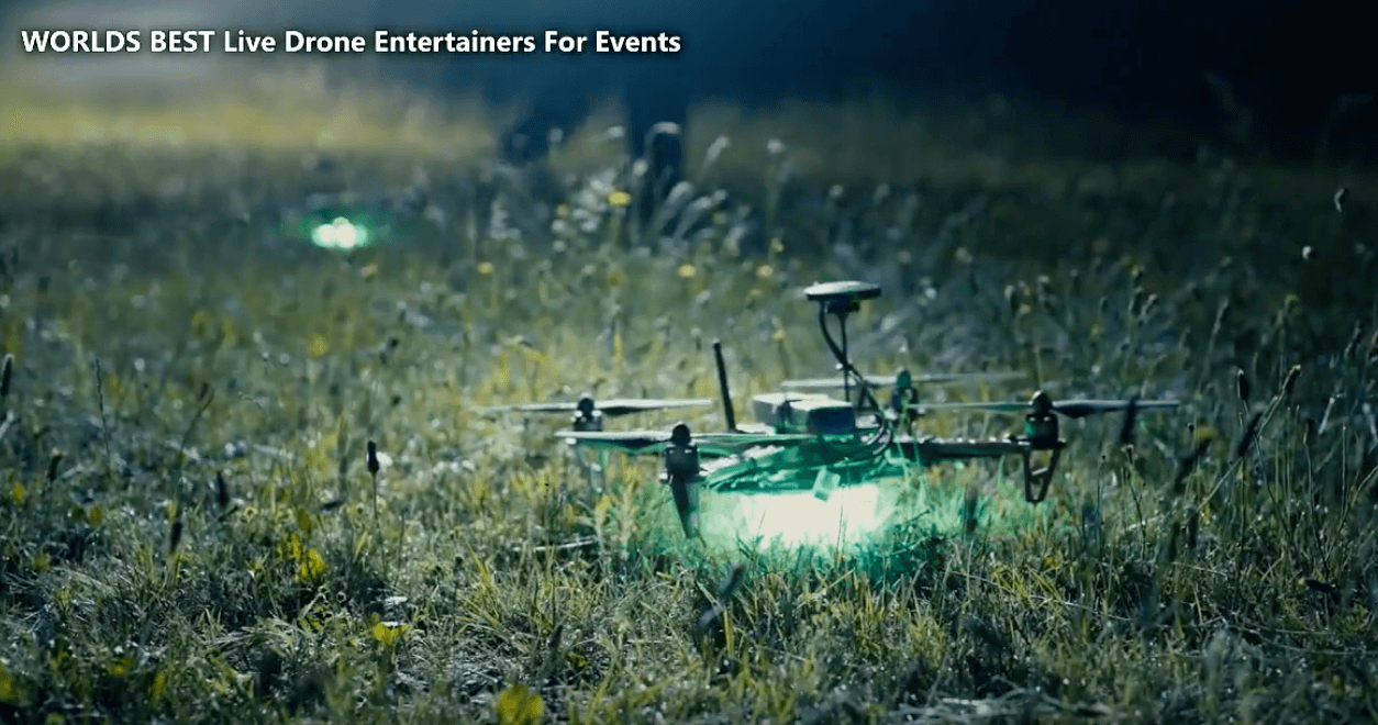 DRONE Entertainment for Corporate Events