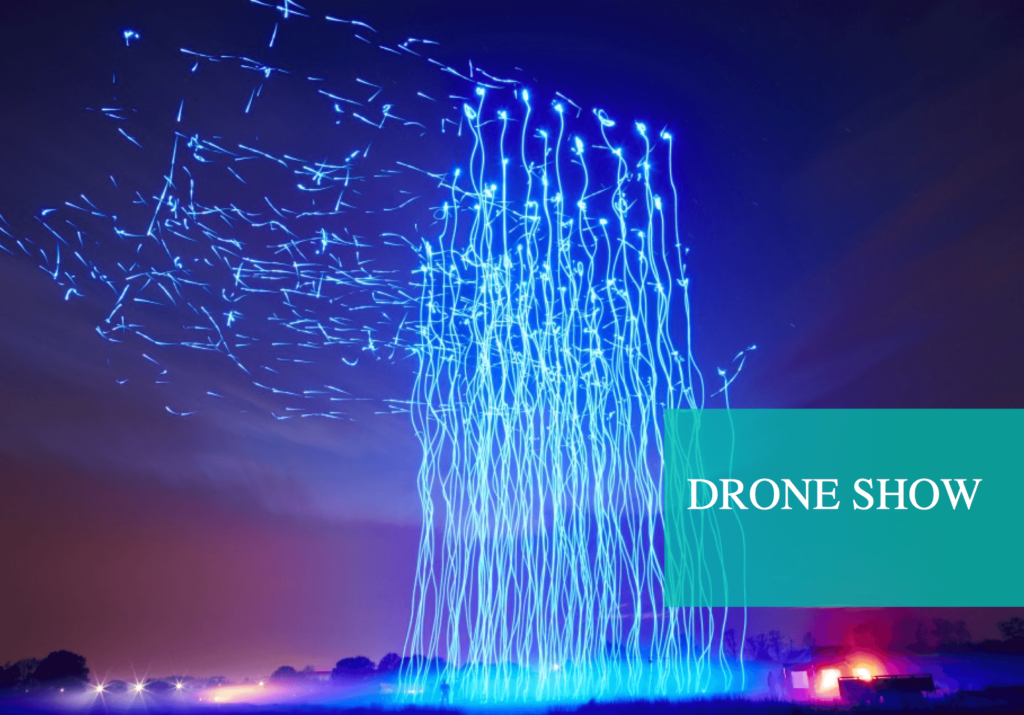 Drone Entertainment SPECIALISTS For Events