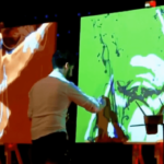 Speed Painter Artist for Live Events