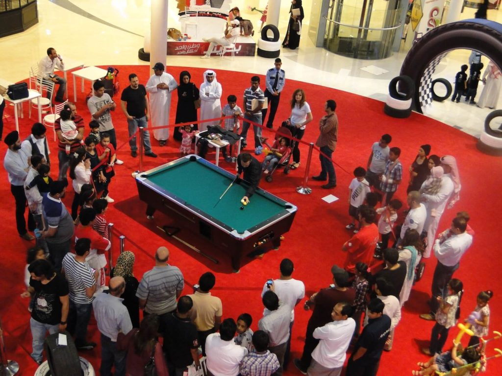 Entertainers For Private Events in Qatar