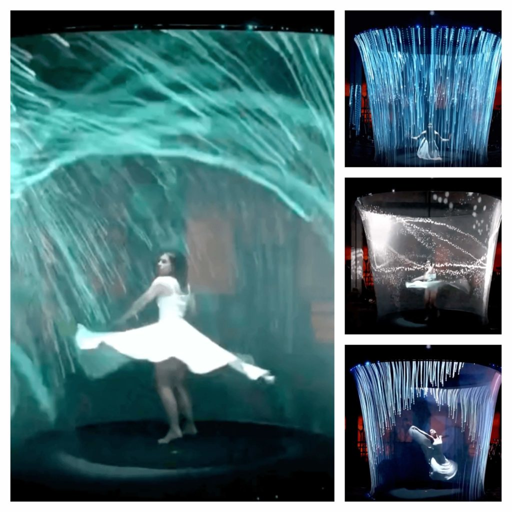 360 Projection Show