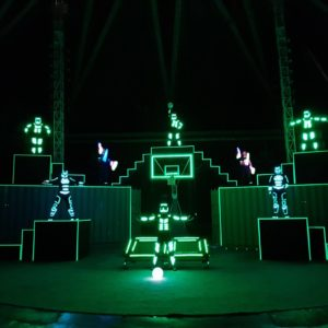 LED Container Show