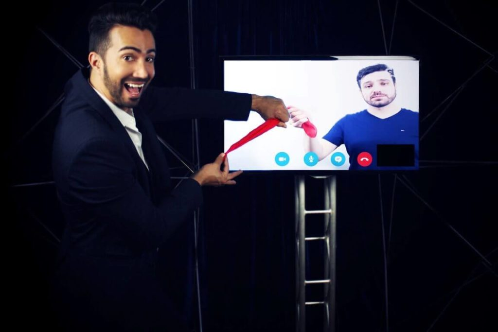 Tech Entertainment Plasma TV Magic