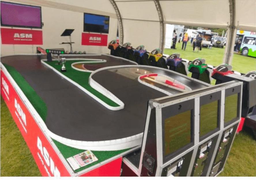 MotorBike event racing game entertainment