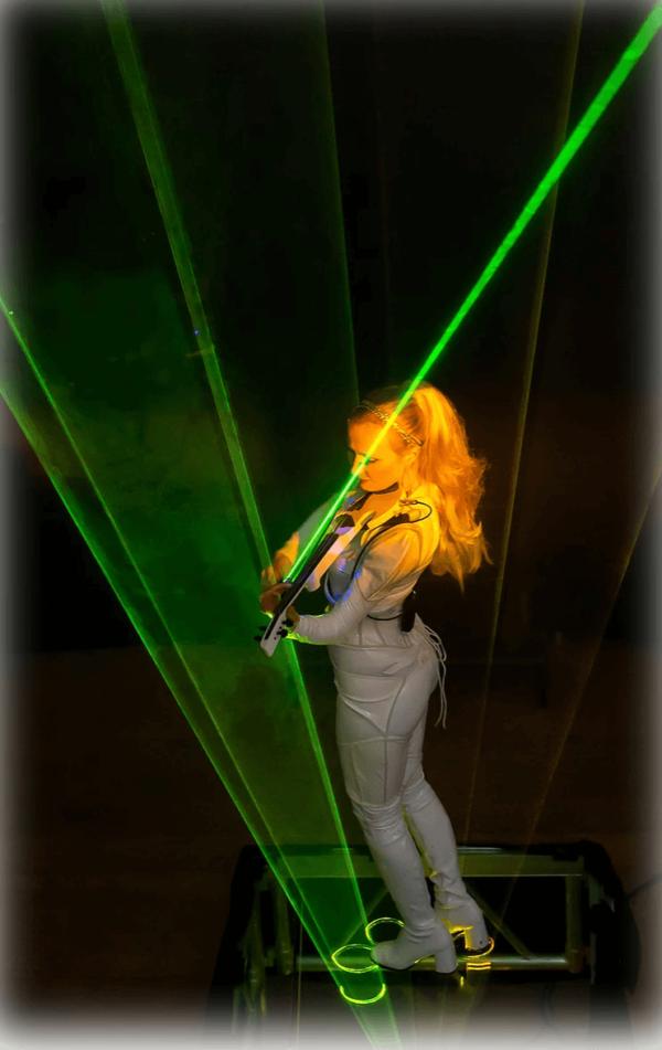 Laser Light Entertainment