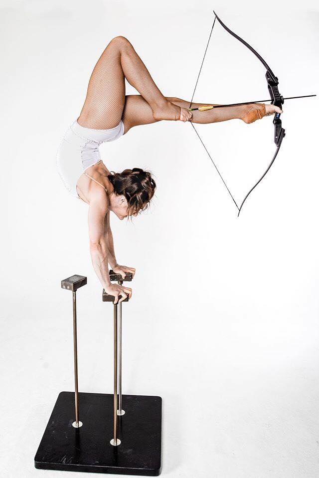 Bow and arrow SHOW