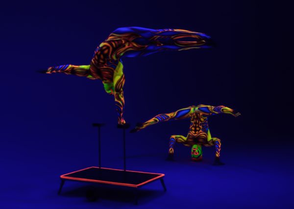 balancing LIGHT performancers