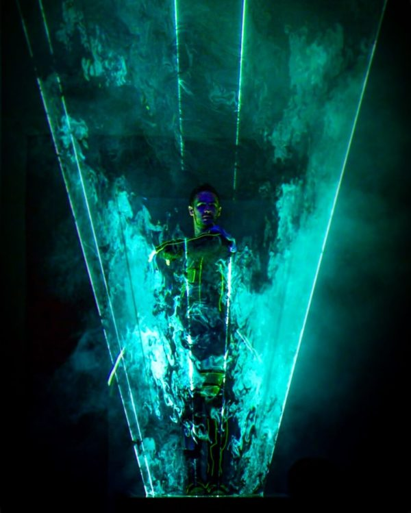 Laser entertainer SHow