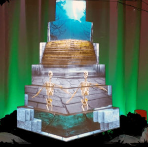 Private Event Cake Projection Experts