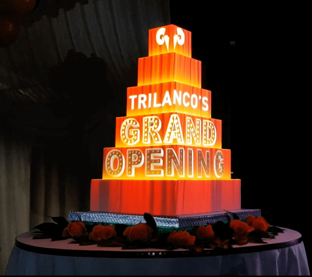 Cake Projection MAPPING For a Company Event