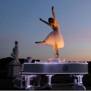 Cruising PIANO Ballerina