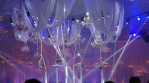 Salalahs Entertainment for Aerial Acrobats in Oman