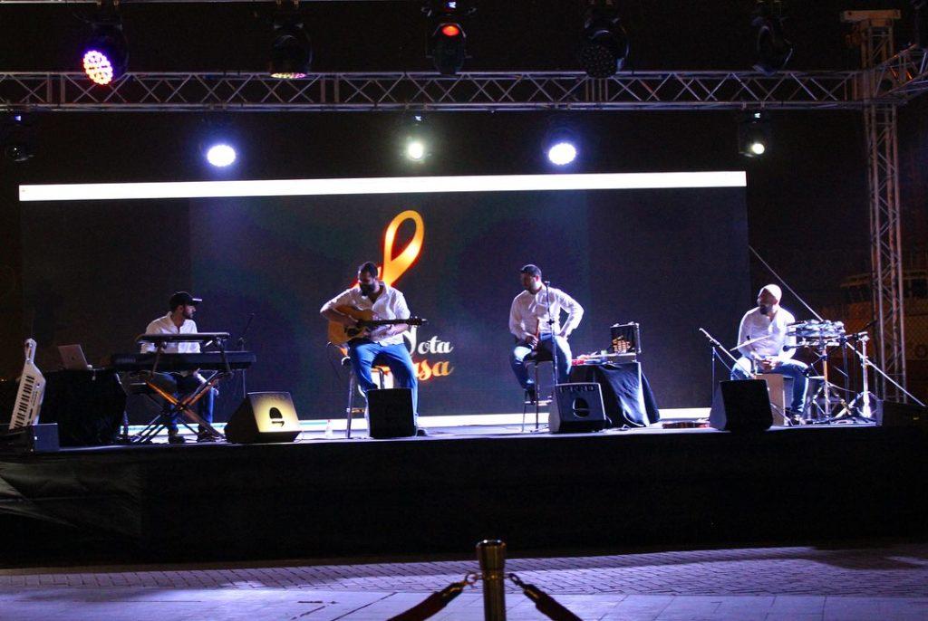 Saudi Arabian traditional band for events