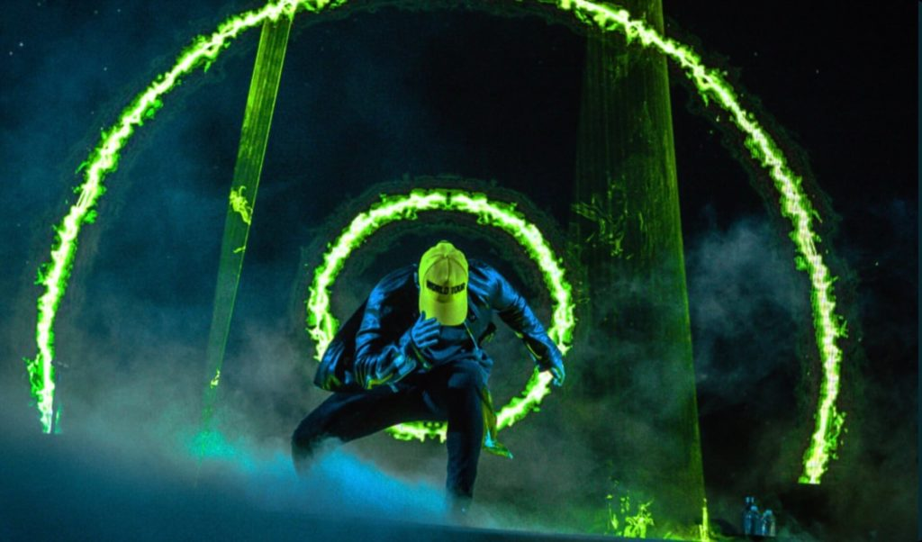 stage lasermen