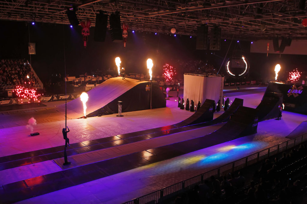 Extreme STUNT Show ENTERTAINMENT for EVENTS