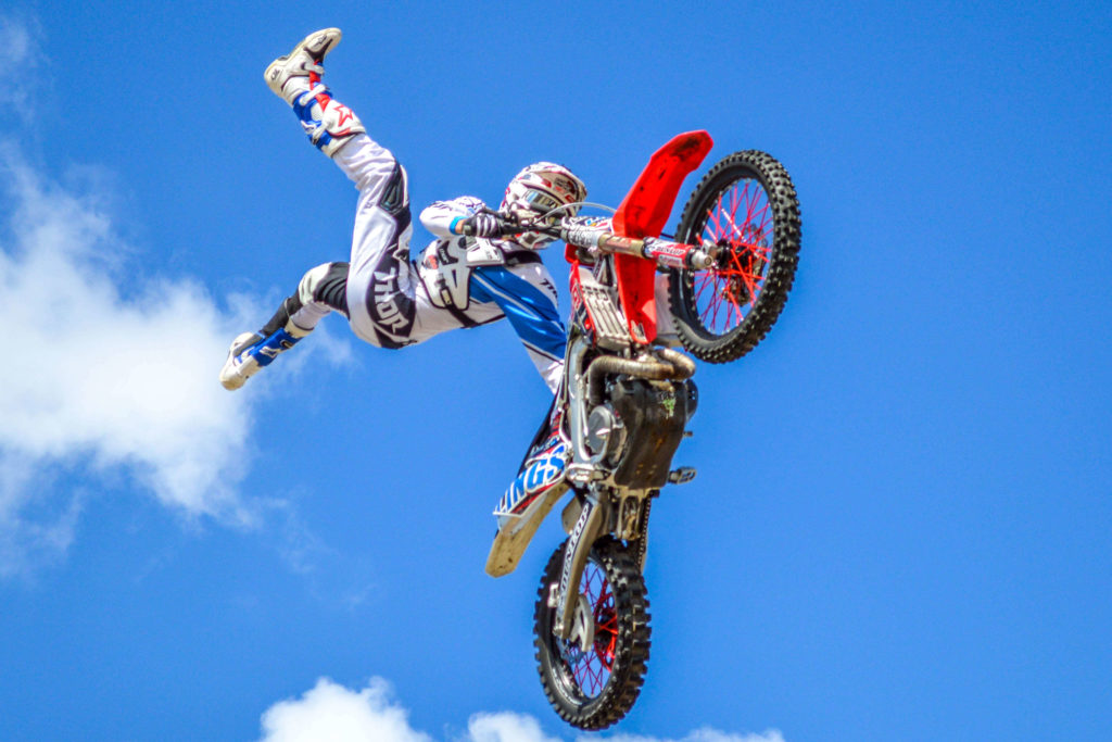 Hire MotorBIKE STUNT Shows For EVENTS