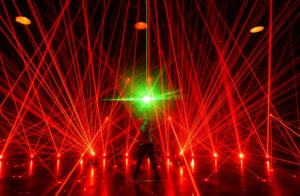 LASER Performers for Events