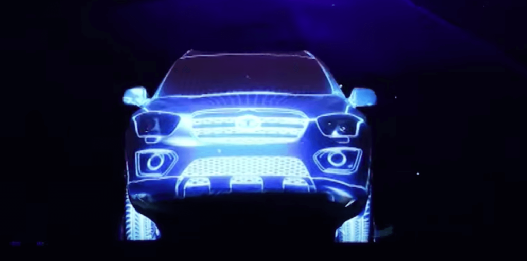 Car STUNT and Projection Mapping ENTERTAINMENT