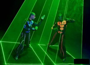 LASER Duel Entertainment for EVENTS