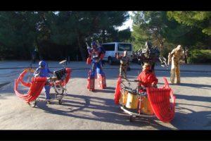 Street Music PARADE ENTERTAINMENT