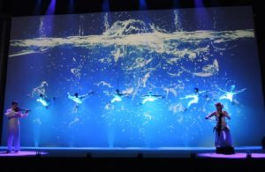 TECHNOLOGY Stunt Performance ENTERTAINERS for EVENTS