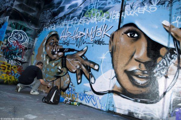 Graffiti artwork