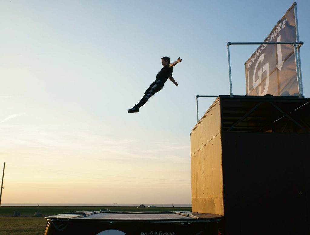 LIVE STUNT Entertainment for EVENTS