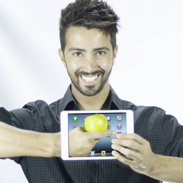 Digital display magician
