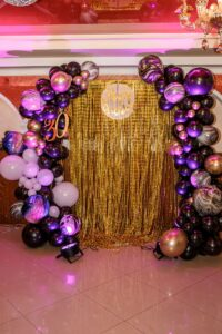 Balloon Decorations for 30th birthday EVENTs in London