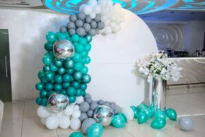 Balloon Decorations for 90th birthday EVENTS in LONDON