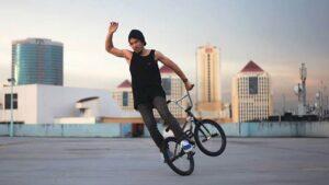 BMX & Skateboard ramp Stunt shows for events